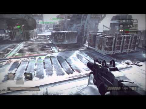 Killzone 3 Guerrilla Warfare Gameplay - Akmir Snow Drift