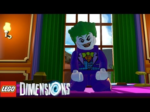 The End of Lego Springfield - Lego Dimensions Gameplay #10- 1080p 60FPS
