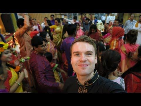 INVITED TO A BANGLADESHI WEDDING IN DHAKA 🇧🇩