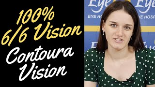 100% Blade-Free Laser Specs Removal   Contoura Vision