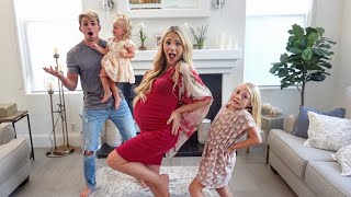 THE LABRANT FAMILY OFFICIAL BABY MAMA DANCE!!! (With Baby Z)