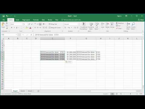 How to Replace Text from a String in Excel 2016