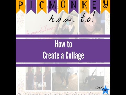 How to Create a Collage with PicMonkey