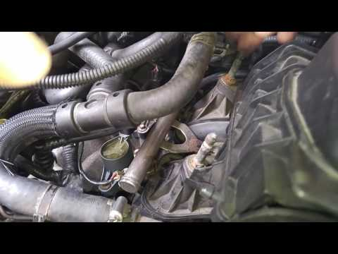 2006 Ford Expedition, F150, 250...throttle body and M.A.F location disassembly and cleaning