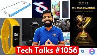 Tech Talks #1056 - Realme X50 Pro Price, A71 India, Virat Kohli Record, Realme Link App, TikTok Tool