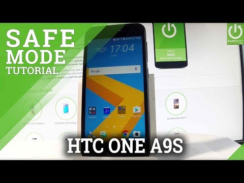 How to Enter Safe Mode in HTC One A9s - Exit Safe Mode