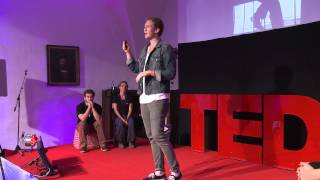 Forget university? 4 steps to design your own education | Till H. Groß | TEDxKlagenfurt