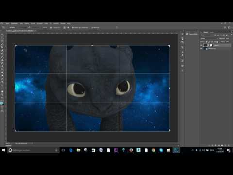 How to make your own Wallpaper-Toothless