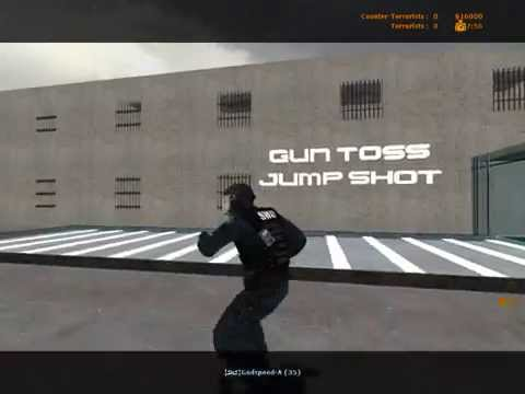 Counter strike source hosties