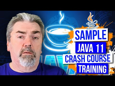 Sample Course Training - Learn Java Programming Crash Course on Udemy - Official
