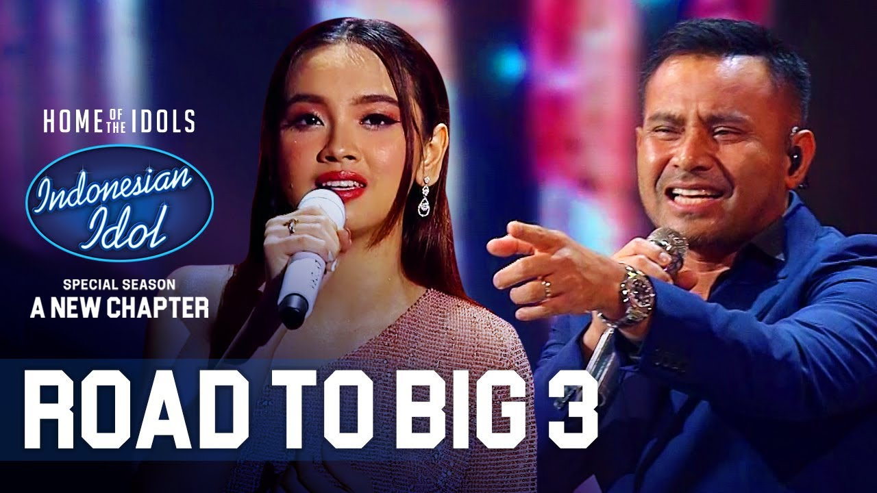 Download LYODRA X JUDIKA - HILANG TAPI ADA - ROAD TO BIG 3 - Indonesian Idol 2021 MP3 Gratis