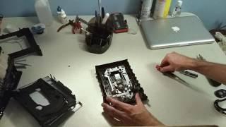 MGS 4 80gig PS3 blu-ray drive tricky assembly - PakVim net