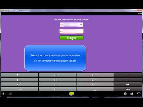 Viber for PC how to install and configure Viber on BlueStacks