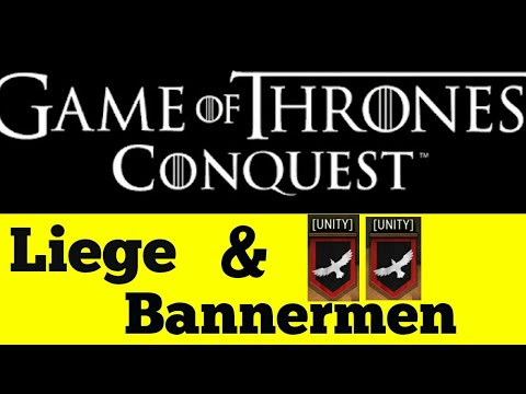 Game Of Thrones Conquest Tips : How To Have Bannermen