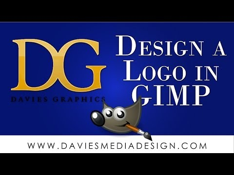 GIMP Tutorial For Beginners: Professional Logo Design