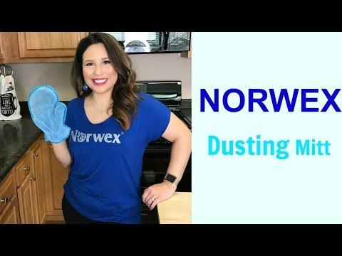 Norwex Dust Mitt