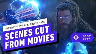 Download Everything Cut From Avengers: Endgame and Avengers: Infinity War - Comic Con 2019 Video