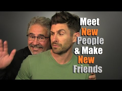 10 Tips To Meet New People And Make New Friends | How To Make New Friends