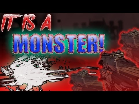 Call Of Duty Black Ops III - Weevil is a Monster!!!
