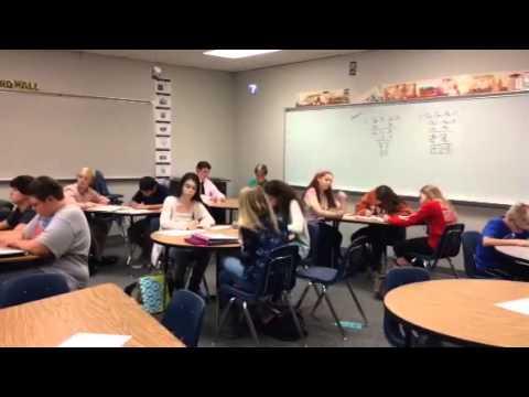 Model classroom