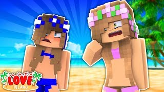 LITTLE CARLY IS BACK & HATES LITTLE KELLY! Minecraft Love Island
