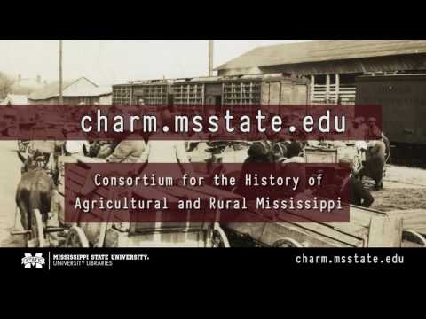 CHARM at Mississippi State University Libraries