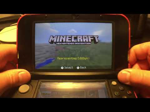 Minecraft New 3DS Edition Part #13 New 1.3 Update!!