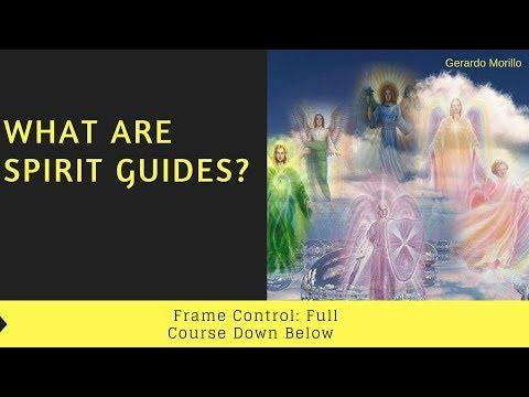 What Are Spirit Guides | Gerardo Morillo