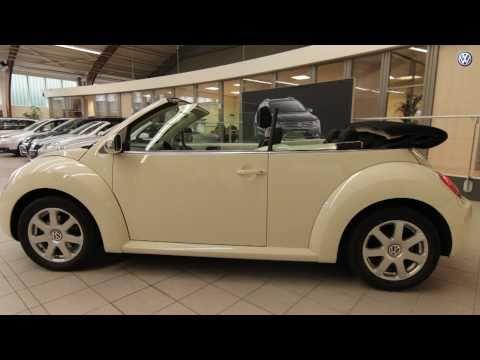 Volkswagen Maas biedt occasion te koop aan: Volkswagen New Beetle cabriolet