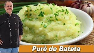 Download Purê de Batata - Chef Taico Video