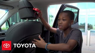 Toyota Recognizes Young Inventor | Toyota
