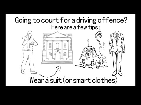 Going to Court for a Driving Case: Here Are Some Tips
