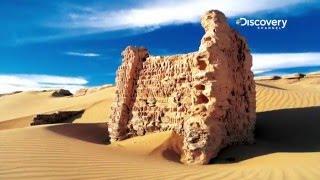 Strange Pattern On Gobi Desert   WHAT ON EARTH?
