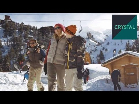 Paradiski   La Plagne & Les Arc Resorts   France   Crystal Ski