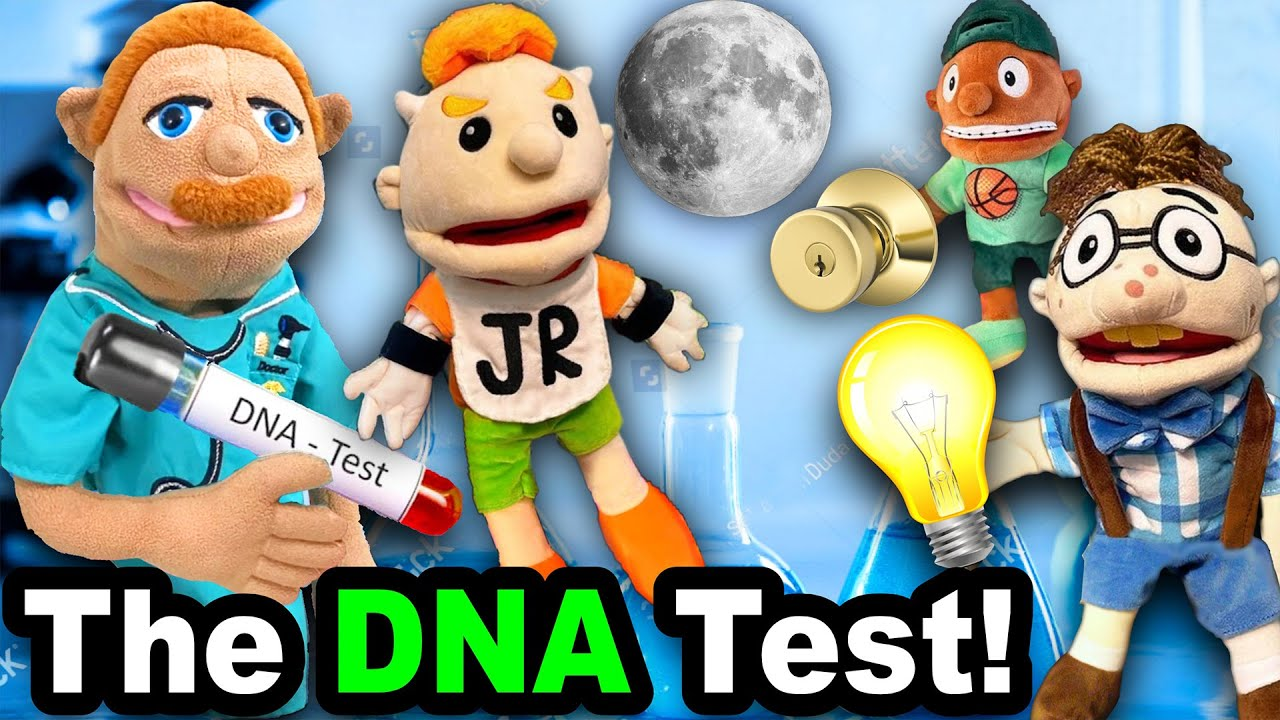 SML Movie: The DNA Test!