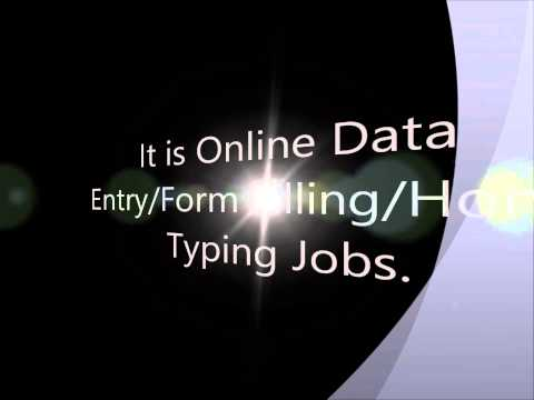Home based data entry jobs without registration fees