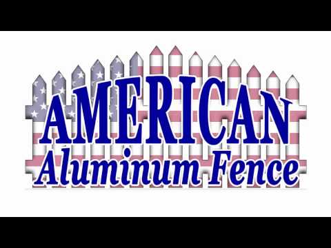 American Aluminum Fence How To Video
