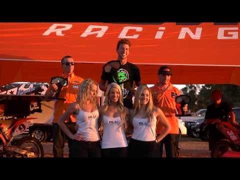 Motocross Racing | Ben Grabham vs Luke Davis | Tumbulgum 2013