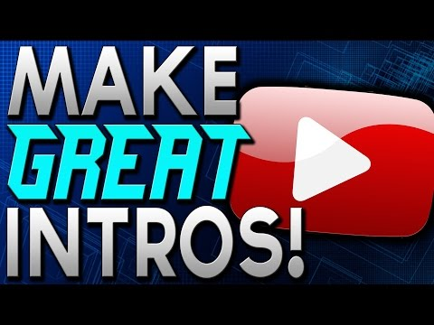 How to make a intro for video | also for youtube videos | in hindi