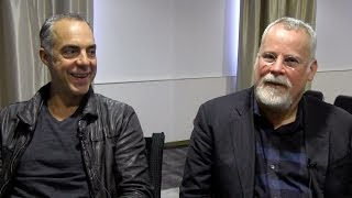 Download Bosch's Titus Welliver & Michael Connelly Video