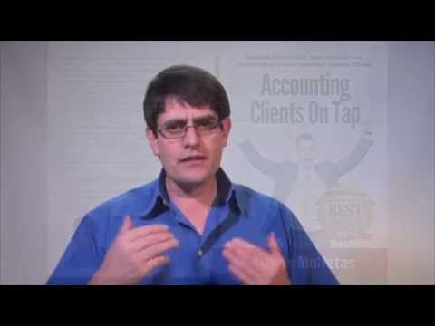 Accounting Clients On Tap Book Trailer