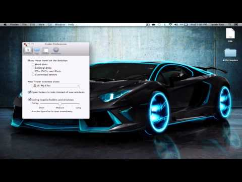 How To Get Library Folder Easy Mac 10.9
