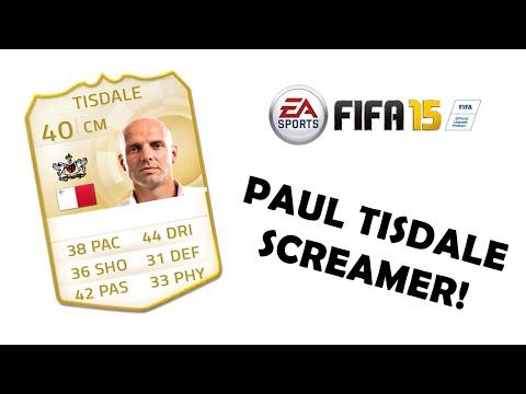 FIFA 15 | ULTIMATE TEAM | PAUL TISDALE SCREAMER