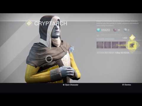 CurbsideTrash87 playing Destiny on Xbox One