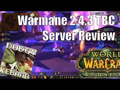 Warmane 2.4.3 Outland Private Server Review