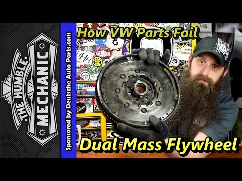 How VW Dual Mass Flywheels Fail