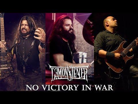 Demonstealer (feat Kevin Paradis & Shoi Sen) - No Victory In War [Official Video]