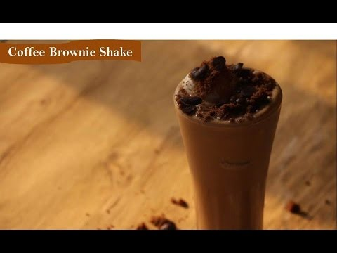 Coffee Brownie Shake |Brownie MilkShake with Coffee|Recipe By Rj Payal's Kitchen