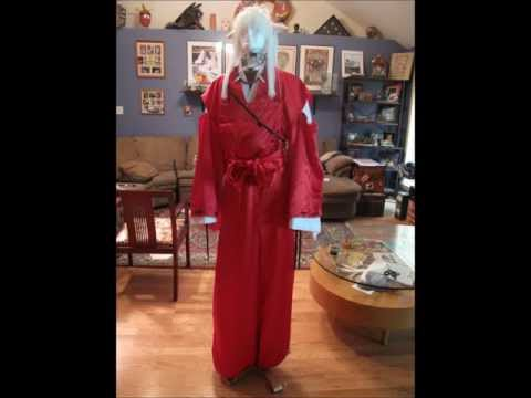 How to make; InuYasha's Costume