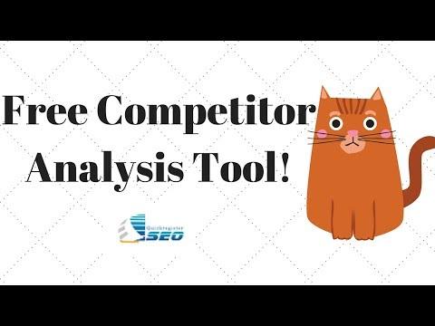 Free Competitor Analysis Tool